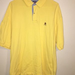 Crest on the Breast Tommy Hilfiger polo.